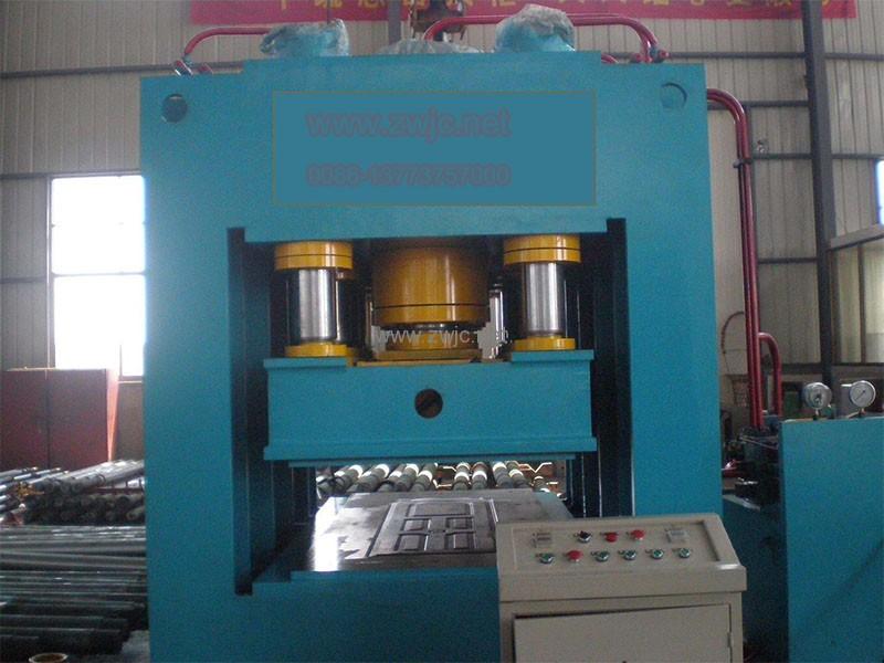 YZW Hydraulic press for door surface