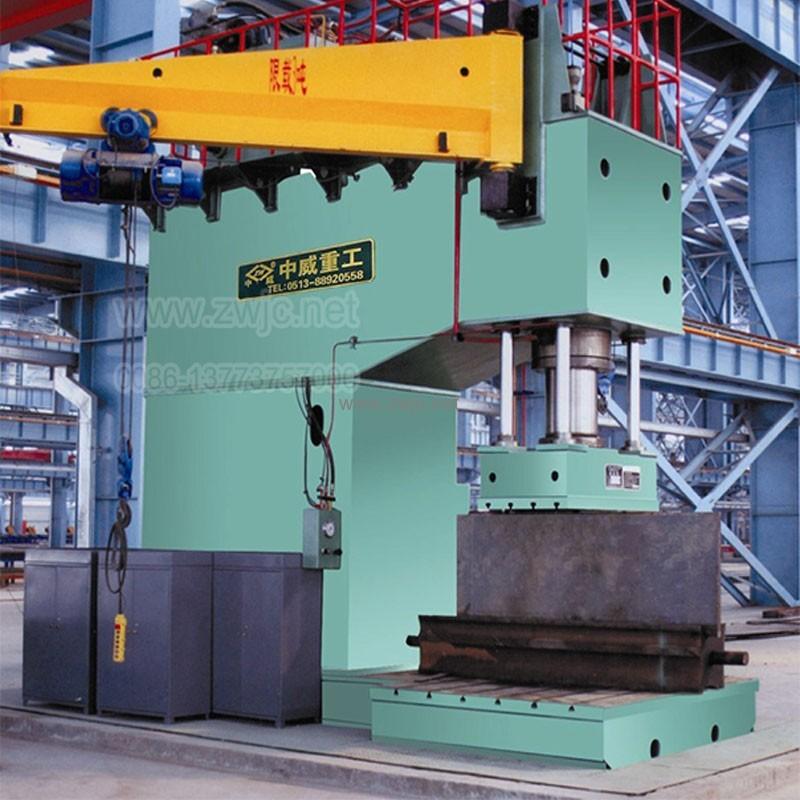 YZW30 Single column hydraulic press