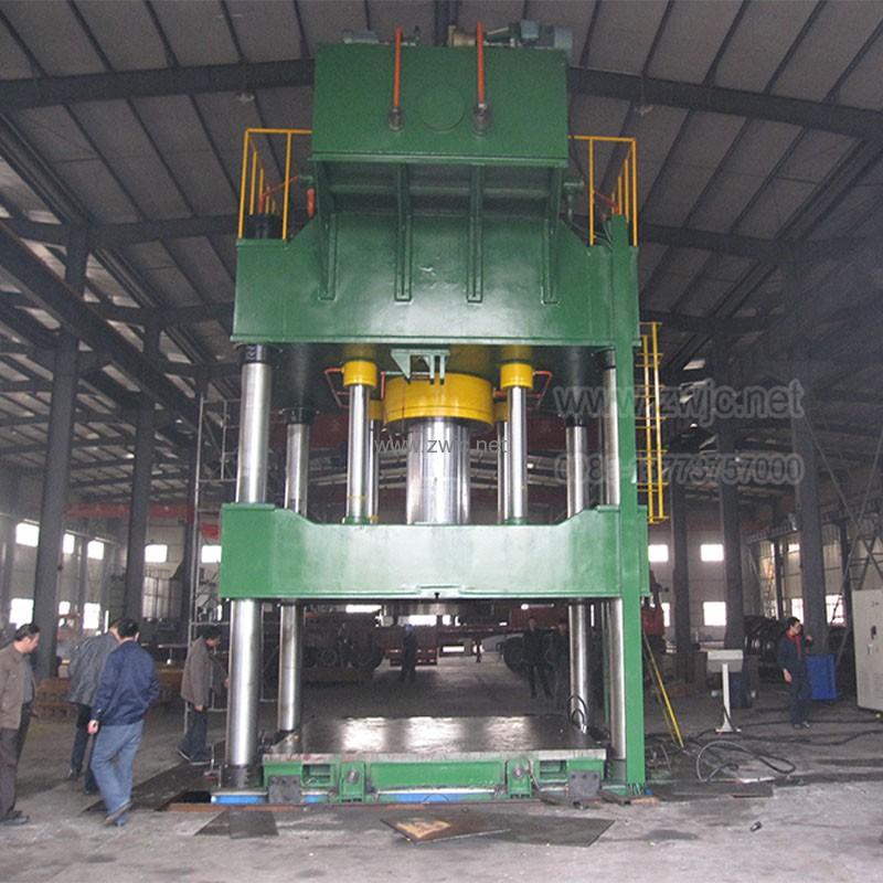 YZW28 Double movement deep drawing hydraulic press
